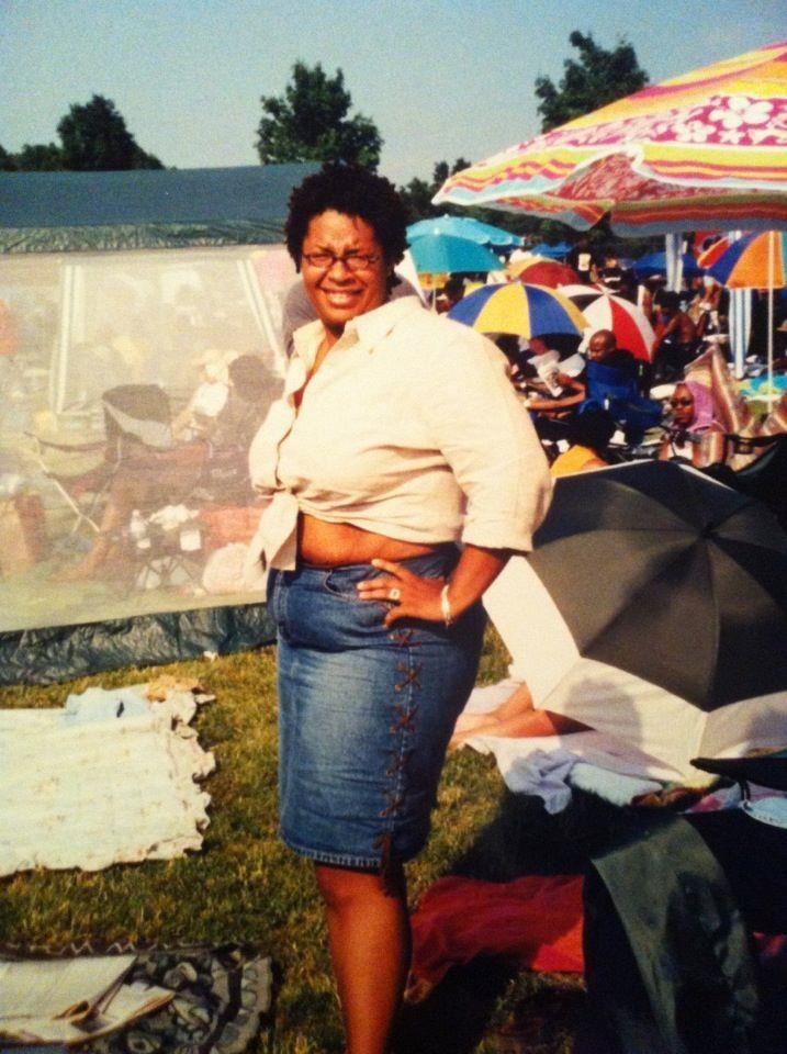 Me. Circa 2001. About 100 lbs ago.